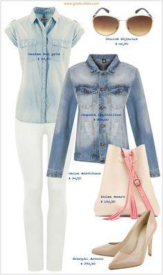 Como usar jaqueta jeans no inverno brasileiro