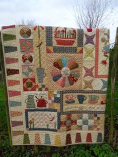 A quilt can do so much more than keep you warm. It can hold memories of loved ones and special events.