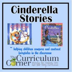 Compare and Contrast Cinderella Stories in Reading Workshop | FREE | The Curriculum Corner | Fairy Tales