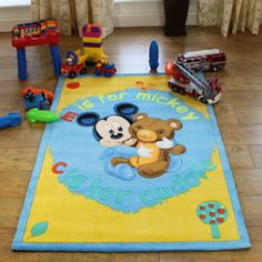 Check out our Kids, Disney and Toy Story rugs which offer durability, easy maintenance and have a printed surface showing a familiar character or scene.