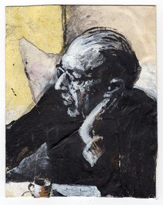Igor Stravinsky. One of the greatest 20th century composers.
