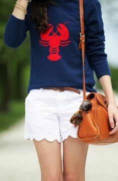 Preppy Fashion Inspiration | Hot fashion and you