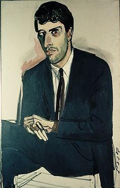 Miles Krueger, by Alice Neel, 1978 Jan. Figure Painting, Painting & Drawing, Alice, Figurative Art, Modern Art, Artsy, My Arts, Gallery, Drawings