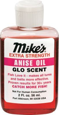 """""""Went to N.Y. salmon fishing. I used the glow salmon egg and outfished our whole group. Very good product."""" -customer review of the Atlas Mike's Glo Scents"""