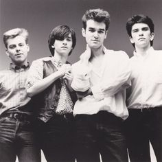 my favorite photo session of the smiths