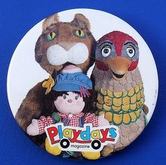Playdays Friday was always my favourite stop!