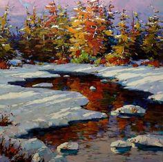 Winter Joy by Min Ma