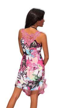 7 nejlepších obrázků z nástěnky Pestrobarevné lehké denní šaty s ... f86c9845af