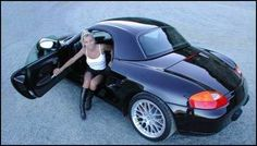 Boxster / 986 with hardtop (1996)