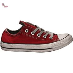 converse rouge 37