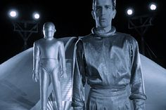 THE DAY THE EARTH STOOD STILL;1951