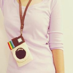 Instagram iPhone Case by meemanan on Etsy