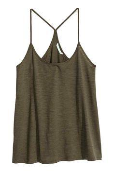 Camiseta en punto flameado | H&M