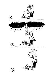 Caricatura de Gh. Chiriac din brosura AVERSE LOCALE publicata de Uniunea Artistilor Plastici din Romania. Autorul este cunoscut mai ales pentru caricaturile publicate in revista de satira si umor URZICA.