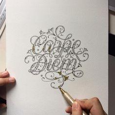 Carpe Diem by Patrick Cabral