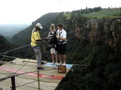 The adrenaline of a 68 metre freefall in under 3 seconds on one of the worlds Highest cable gorge swings. Graskop falls as never seen before. Underground World, Honeymoon Places, The Province, My Land, Diving, South Africa, Bucket, Spaces, Explore