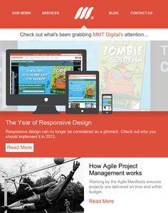Responsive Email Design  MMT Digital by MMT Digital
