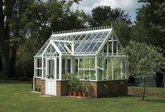 Ein bisschen England für zu Hause – Viktorianische Gewächshäuser sorgen für britisches Flair im Garten | Wohnen Regional Online Magazin