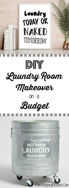 These are such great ideas for a DIY Laundry Room Makeover on a Budget, definite. These are such great ideas for a DIY Laundry Room Makeover on a Budget, definitely doing some of th Laundry Room Organization, Diy Organization, Laundry Rooms, Laundry Closet, Laundry Room Quotes, Organizing, Laundry Shop, Coin Laundry, Laundry Area