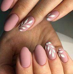 Head over Heels - Untitled Pale Pink Nails, Pink Nail Art, Rose Gold Nails, Stylish Nails, Trendy Nails, Cute Nails, Cute Short Nails, Summer Acrylic Nails, Best Acrylic Nails