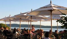 Waterfront Dining Is A Popular Spring/Summer Ritual In Westchester Westchester New York, Westchester County, Waterfront Restaurant, Upstate New York, Hudson Valley, New York City, Dobbs Ferry, Places To Go, Port Chester