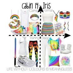 Cabin 14: Iris