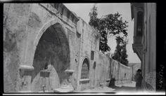 Candia. Turkish foundain. Herakleion. Crete. 1924 Dorothy Burr Thompson