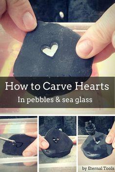 Как да извая Hearts More