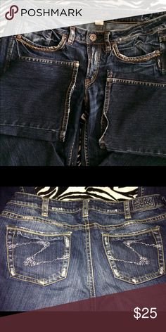 Silver jeans Great condition, low rise, very comfortable. From smoke/pet free home. Silver Jeans Jeans Boot Cut