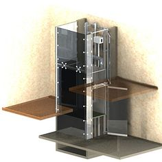 1000 Images About Home Elevators From Mckinley On