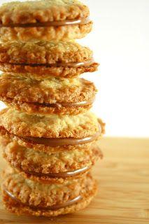 J'amène le Dessert: Biscuits Suédois comme au Ikéa (Havreflarn)