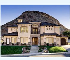 Woodside built by Salisbury Homes St George, Utah This will be mine Dream Home Design, My Dream Home, House Design, Salisbury Homes, Utah Home Builders, Dream Mansion, Luxury Homes Dream Houses, Dream Homes, Mediterranean Home Decor