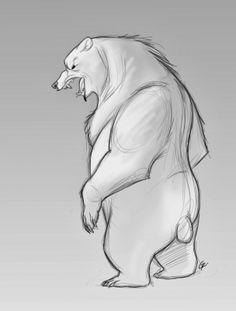 Bear Sketch