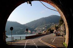 Pista ciclabile Levanto, Bonassola, Framura - 5 km in bici