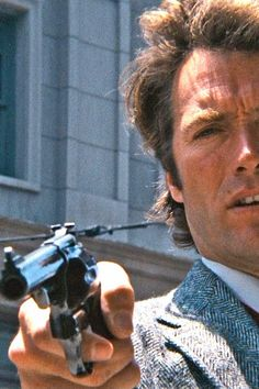 """You've got to ask yourself one question: 'Do I feel lucky?' Well, do ya, punk?"" -- Dirty Harry (1971)"