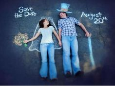 7 Creative save The Date Ideas ...