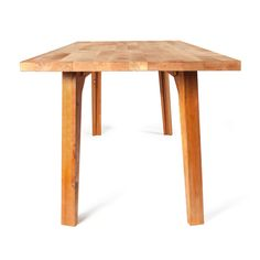 AdamOn Wooden Folding Table