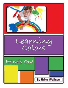 Color RECOGNITION and learning color NAMES are central in this 18 page unit. It includes three games:  Tic-Tac-Toe, Match It Memory, Colors Scavenger Hunt.   Real and interesting  PHOTOGRAPHS are featured throughout this color unit.  Children need to put their thinking caps on for these FUN learning centers.