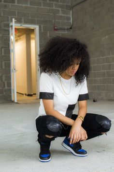 Urban Fashion-this is pretty chill. I'm diggin yo style gurl/