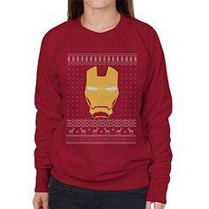 Catégorie Pulls, Graphic Sweatshirt, Marvel, Sweatshirts, Sweaters, Fashion, Beauty, Moda, Sweater