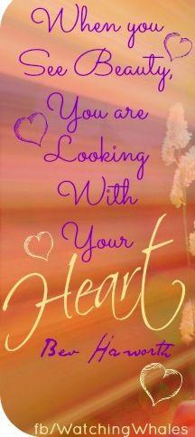 Heart quote via www.Facebook.com/...