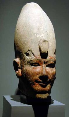 AMENHOTEP I was the son of Ahmose-Nefertari & the brother of Mutnofret.  He was the 2nd pharaoh of the 18th Dynasty.  Amenhotep I invaded Nubia to maintain Egyptian dominance there, but let go the territories in the Levant.  With his mother, he founded the artisan's village at Deir el-Medina which would fill the necropolis of Thebes for generations.  Both were worshiped as deities at the village.