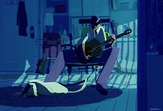 Past Two by Pascal Campion