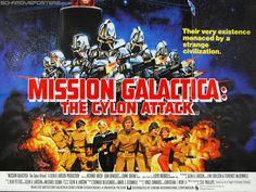 """Mission Galactica: The Cylon Attack"" (TV Movie 1979)"