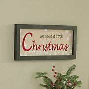 We need a little Christmas!  Countrydoor.com