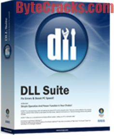 DLL SUITE 9.0.0.9 Crack & License Key Free Download