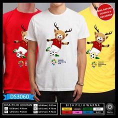 T-Shirt Asian Games 2018 Football