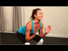 How to Do a Squat Correctly, Fitness Basics, Fit How To - YouTube