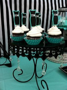"""""""Tiffany in Paris"""" Themed Party by Laura's Little Party - Paperblog"""
