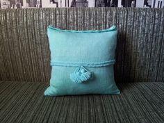 Ручная работа вязаные наволочки для диванных подушек